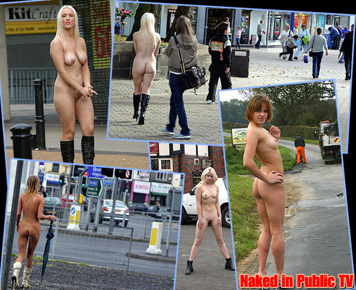 naked in public TV original British public nudity