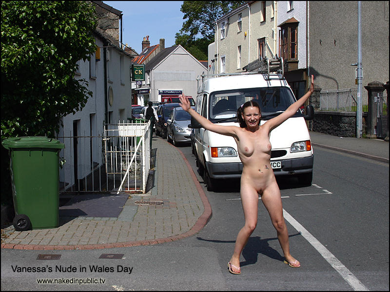 Nude Welsh Women In Public 95