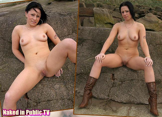 naked public tv